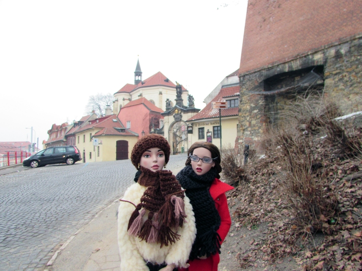 Strahov Monastery: https://en.wikipedia.org/wiki/Strahov_Monastery