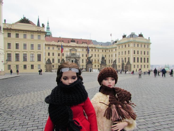 Hradčany Square - https://en.wikipedia.org/wiki/Hrad%C4%8Dany_Square