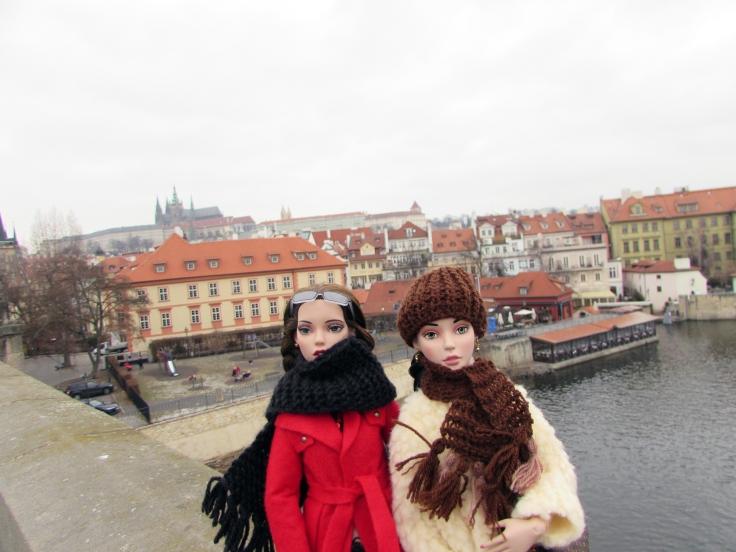 Hradčany from Charles Bridge - https://en.wikipedia.org/wiki/Hrad%C4%8Dany