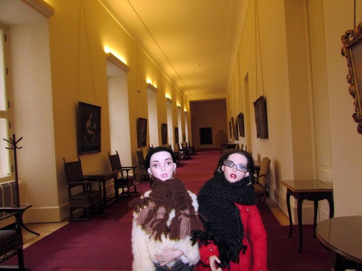 Interiors of Černín Palace - https://en.wikipedia.org/wiki/%C4%8Cern%C3%ADn_Palace