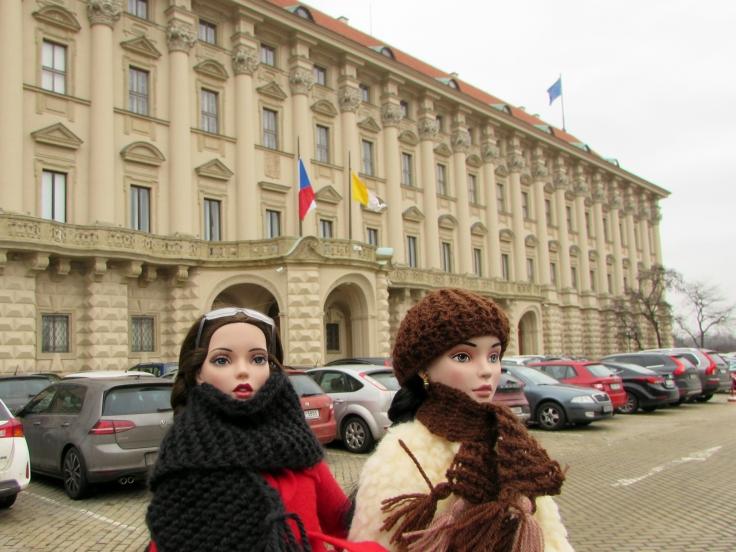Černín Palace - https://en.wikipedia.org/wiki/%C4%8Cern%C3%ADn_Palace